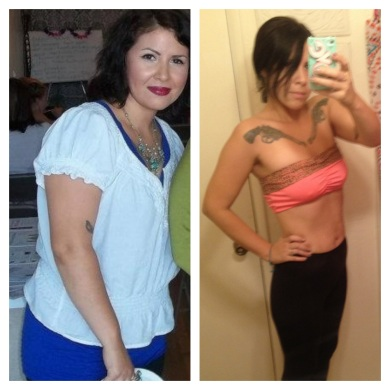 On the left is summer 2012, and the right is the towards the end of Dec 2012
