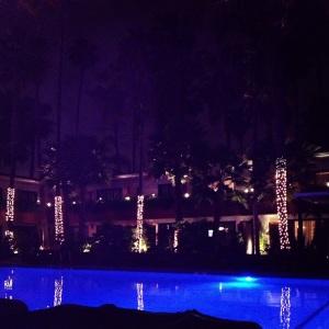 Roosevelt Hotel Hollywood, Ca