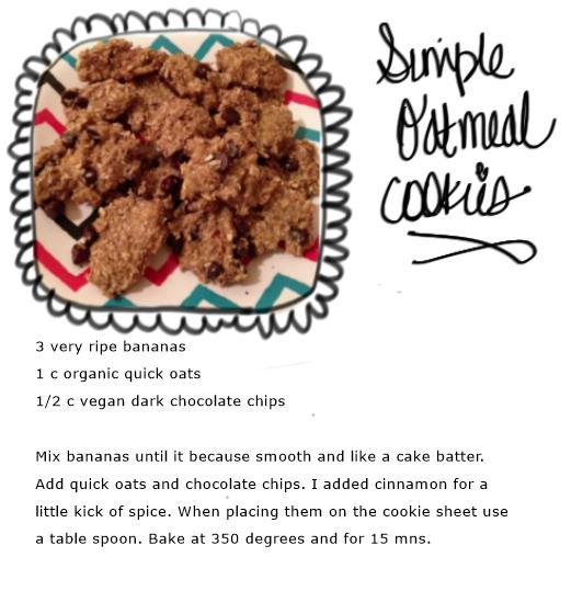 oatmeal simple recipes
